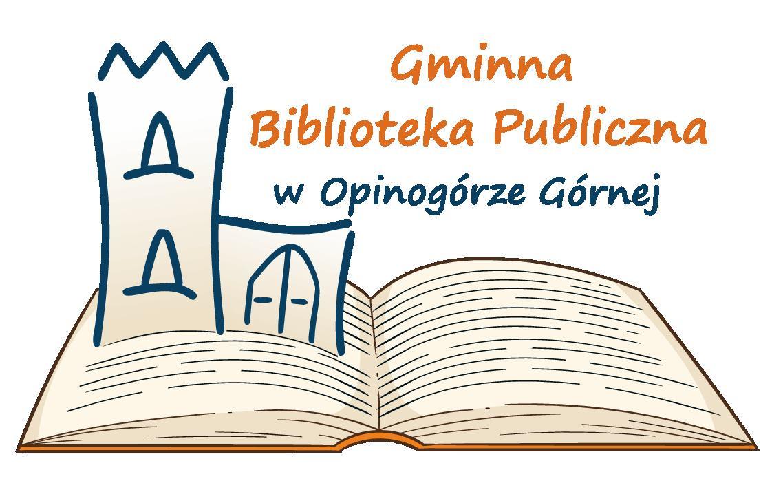 Logo GBP w Opinogórze Górnej