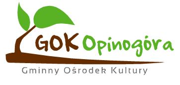 Logo Gminnego Ośrodka Kyltury w Opinogórze Górnej