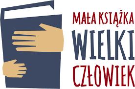 Zdjęcie logotypu programu Mała książka - wielki człowiek z przekierowaniem do strony internetowej